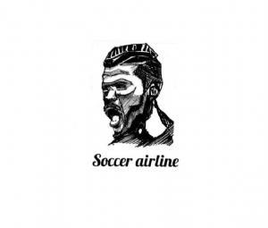 Soccer airline
